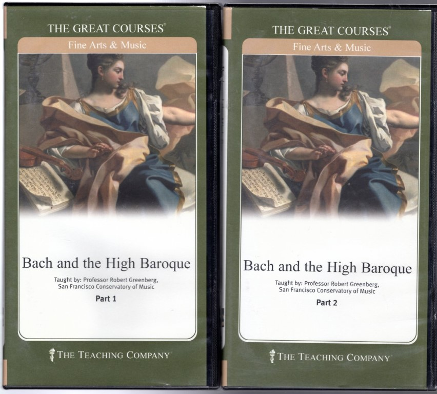 Image 0 of Great Courses: Bach and the High Baroque