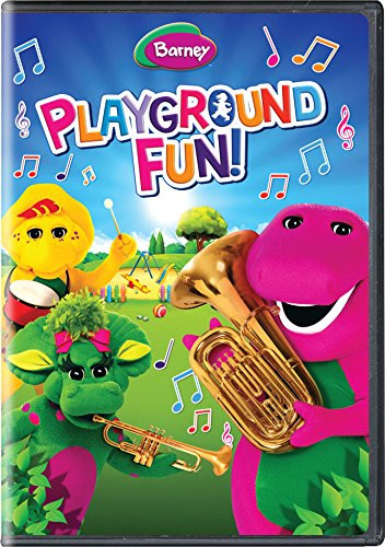 Image 0 of Barney: Playground Fun