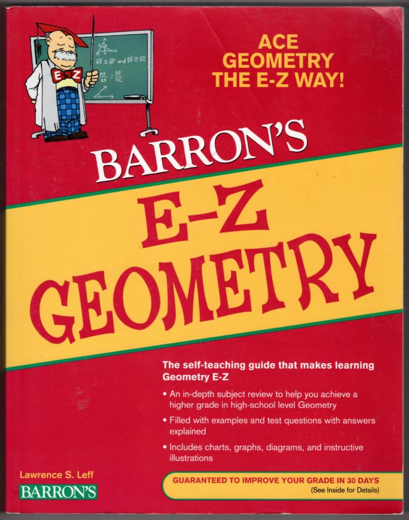 Image 0 of Barron's E-Z Geometry