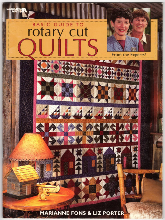 Image 0 of Basic Guide to Rotary Cut Quilts