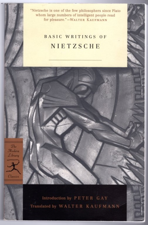 Image 0 of Basic Writings of Nietzsche (Modern Library Classics)