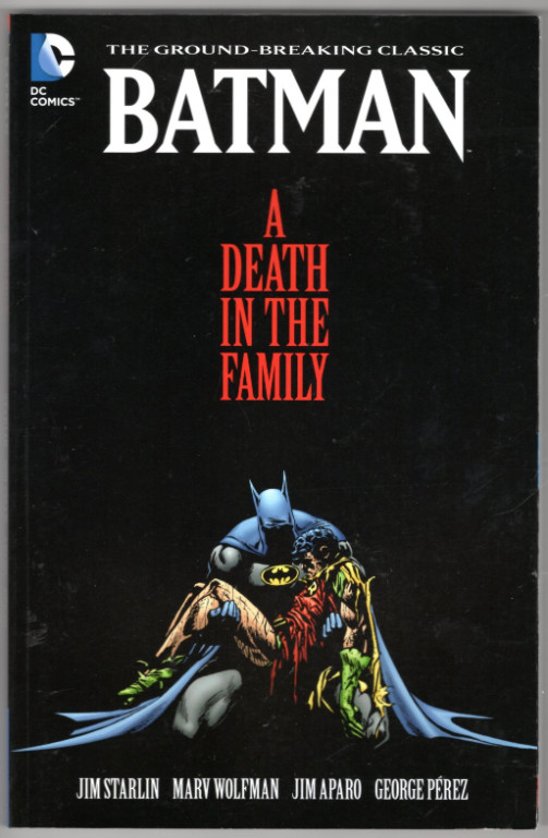 Image 0 of Batman: A Death in the Family