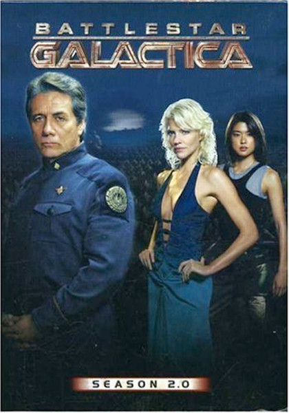 Image 0 of Battlestar Galactica - Season 2.0 (Episodes 1-10)