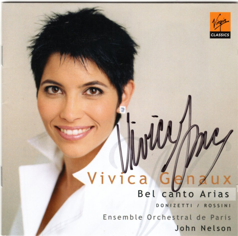Image 0 of Bel Canto Arias; Vivica Genaux
