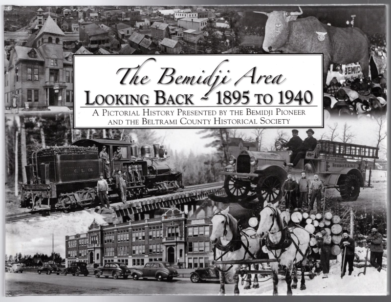 Image 0 of The Bemidji Area : Looking Back - 1895 to 1940