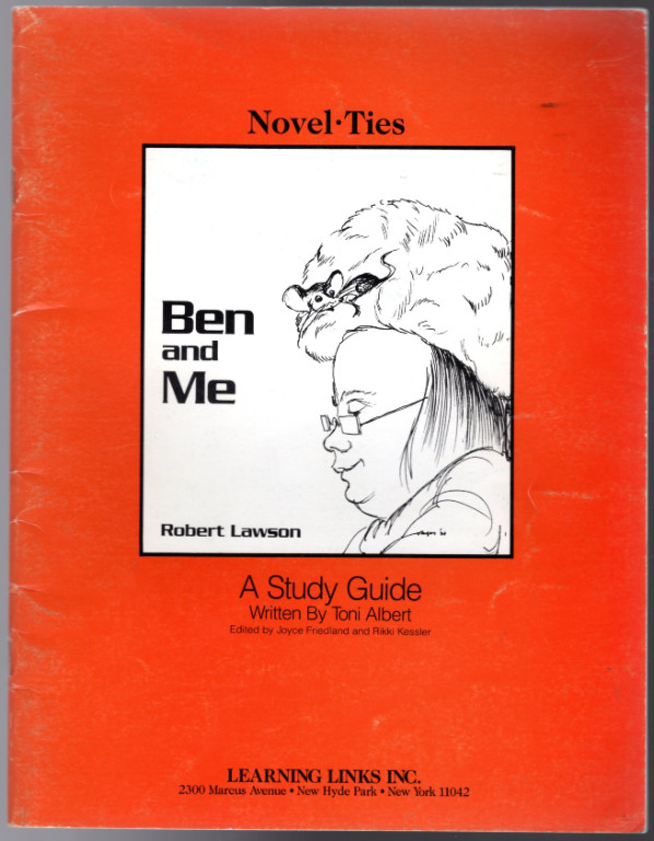 Image 0 of Ben and Me: Novel-Ties Study Guide