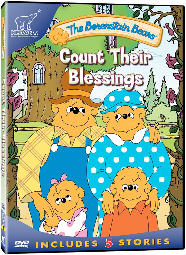 Image 0 of Berenstain Bears: Count Their Blessings