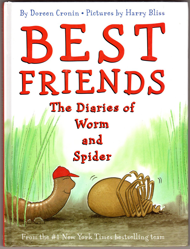 Image 0 of Best Friends: The Diaries of Worm and Spider