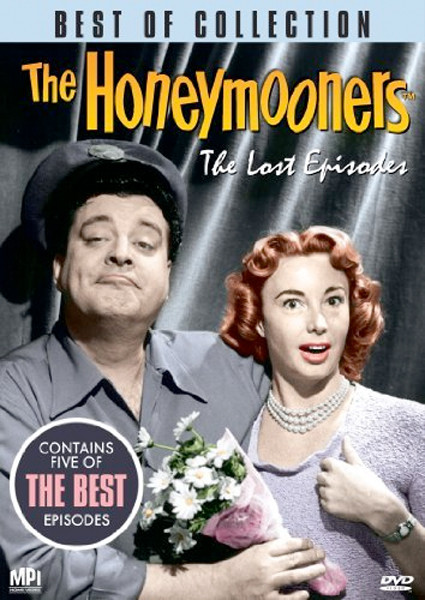 Image 0 of Best of Collection: Honeymooners Lost Episodes