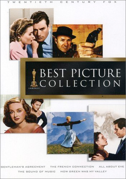 Image 0 of 20th Century Fox Best Picture Collection (How Green Was My Valley/Gentleman's Ag
