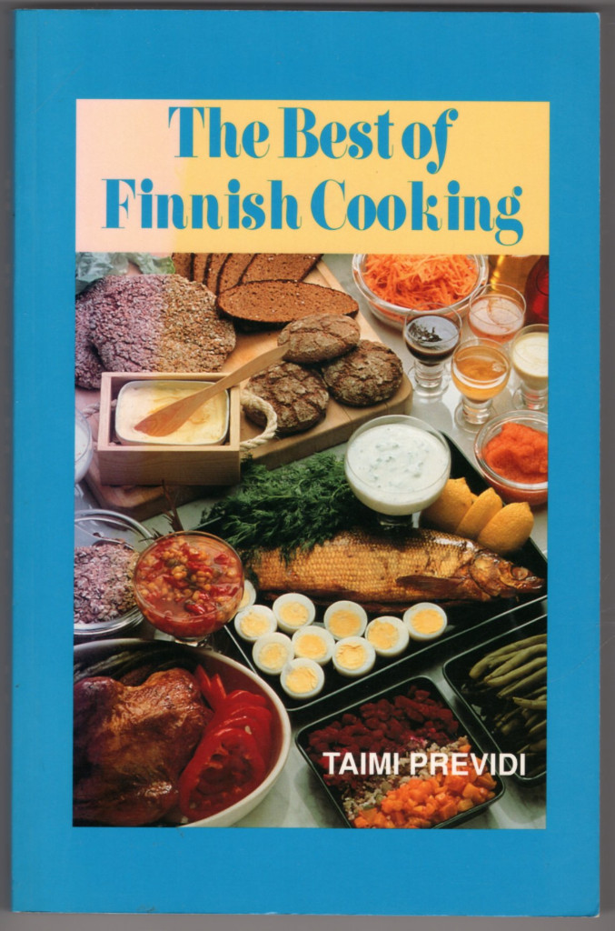 Image 0 of The Best of Finnish Cooking