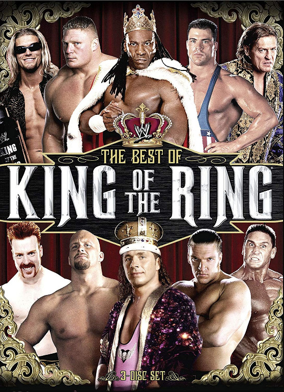 Image 0 of WWE: The Best of King of the Ring