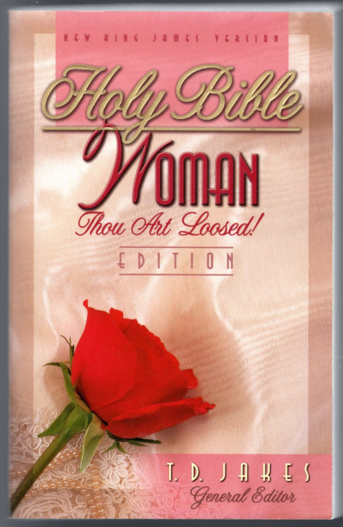 Image 0 of Holy Bible, Woman Thou Art Loosed! Edition