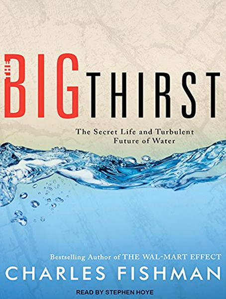 Image 0 of The Big Thirst: The Secret Life and Turbulent Future of Water
