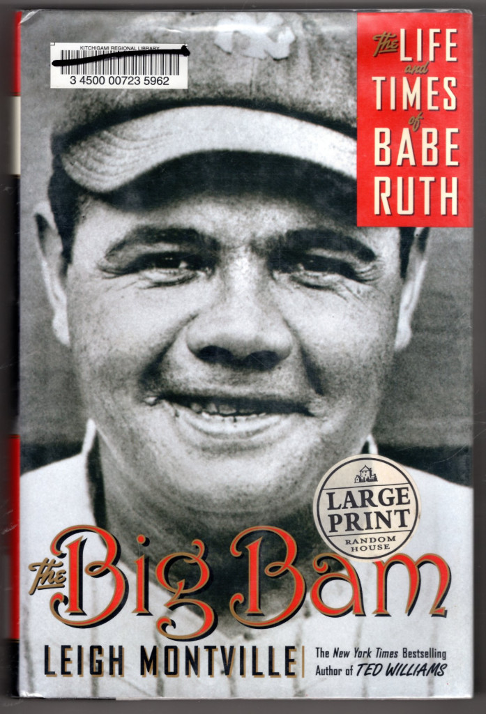 Image 0 of The Big Bam: The Life and Times of Babe Ruth (Random House Large Print)