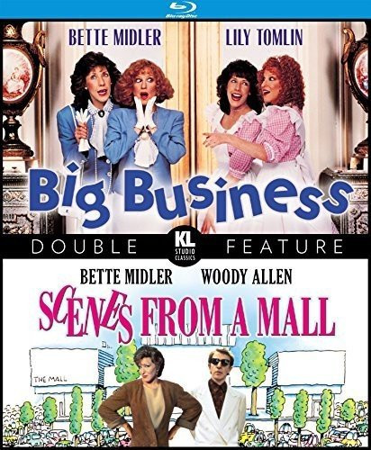 Image 0 of Big Business / Scenes from a Mall (Bette Midler Double Feature) [Blu-ray]