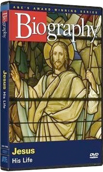 Image 0 of Biography: Jesus - His Life (A&E Archives)