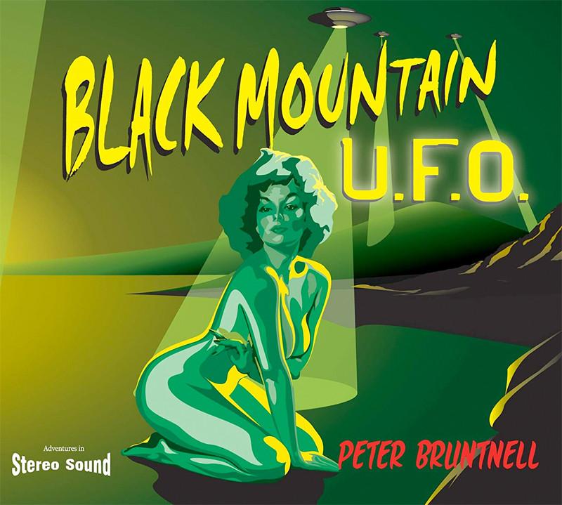Image 0 of Black Mountain UFO