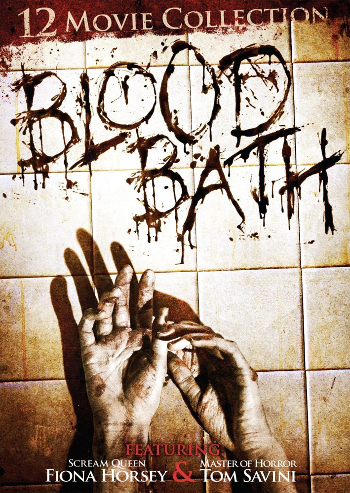 Image 0 of Blood Bath - 12 Movie Collection