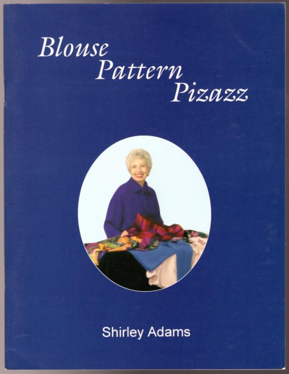 Image 0 of Blouse Pattern Pizazz