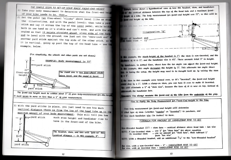 Image 2 of The BMX-Racer's Complete Guide to racing frames, forks and parts