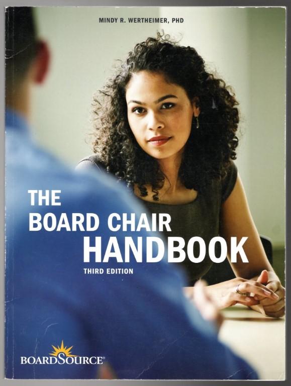 Image 0 of The Board Chair Handbook