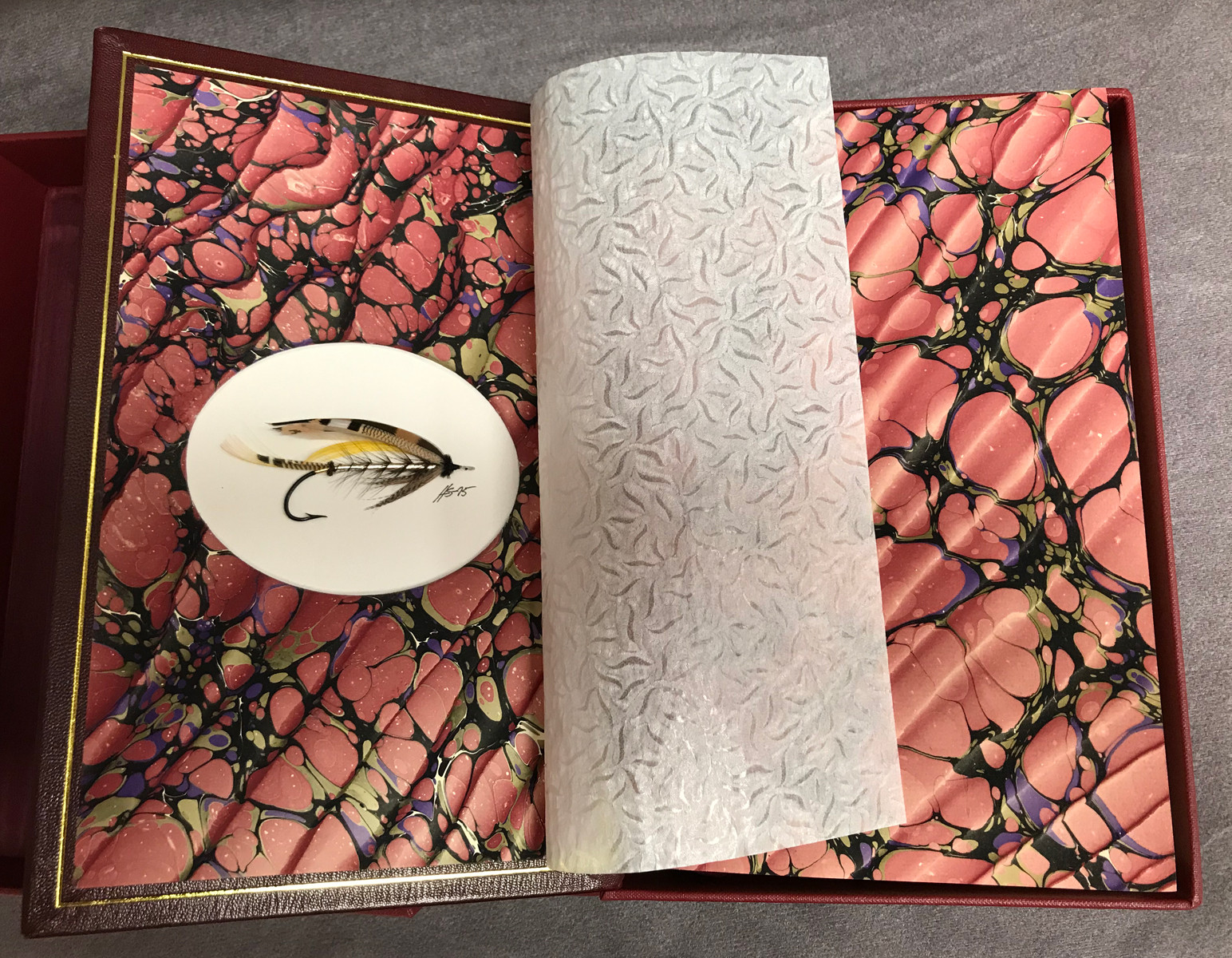 Image 2 of The Book of the Salmon, in two parts