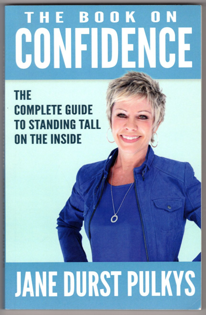 Image 0 of The Book On Confidence: The Complete Guide to Standing Tall on the Inside