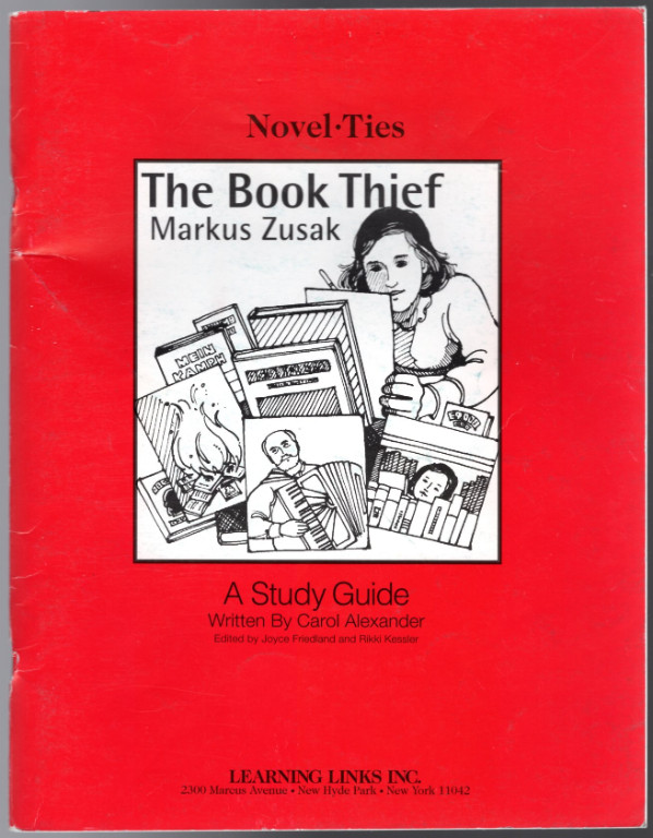 Image 0 of Book Thief: Novel-Ties Study Guide