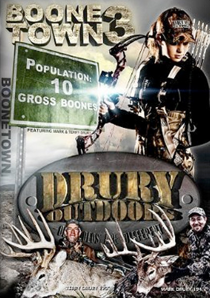 Image 0 of Drury Outdoors Boone Town 3 DVD