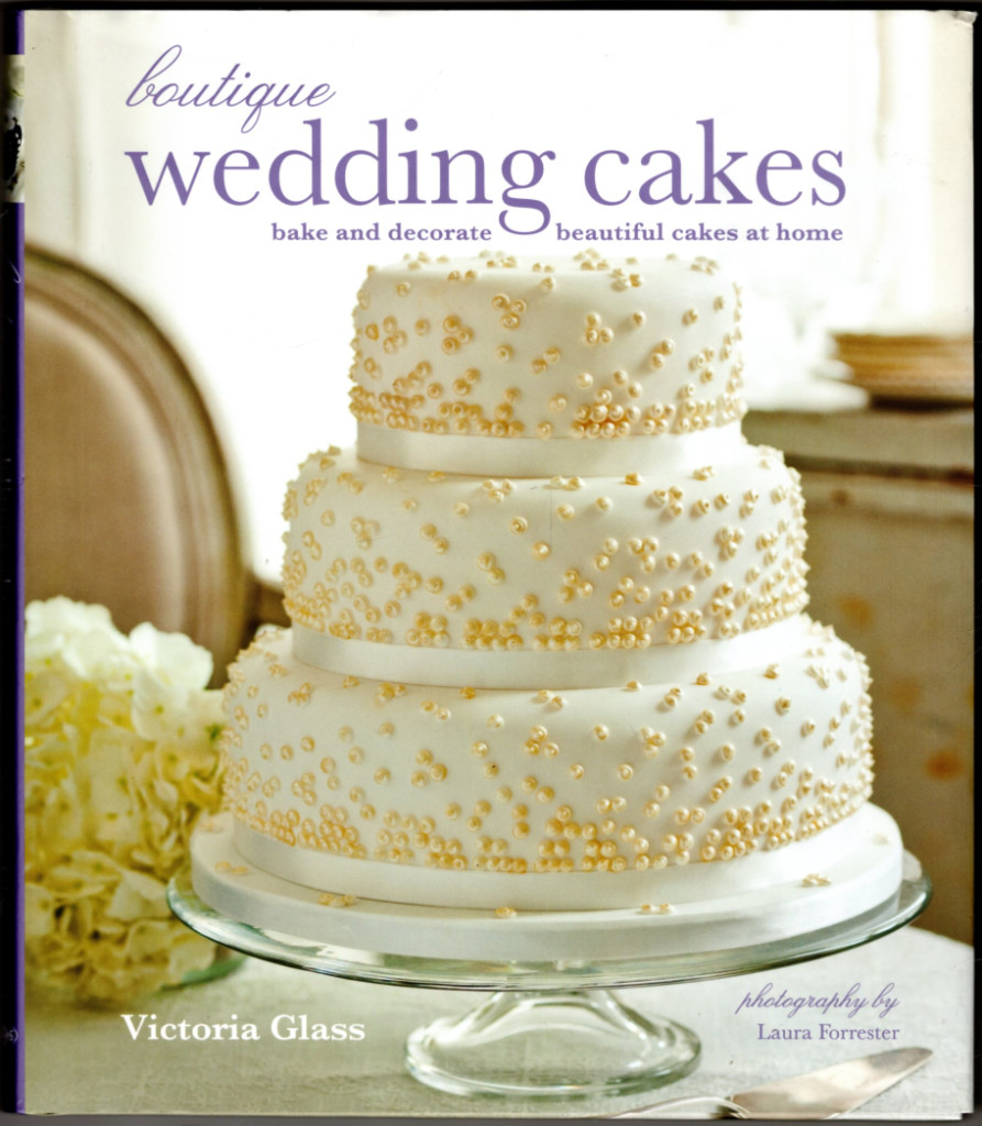 Image 0 of Boutique Wedding Cakes: bake and decorate beautiful cakes at home