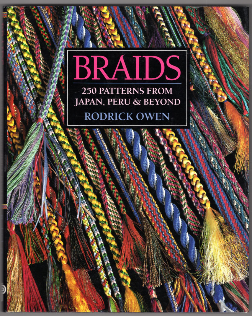 Image 0 of Braids: 250 Patterns from Japan, Peru, and Beyond