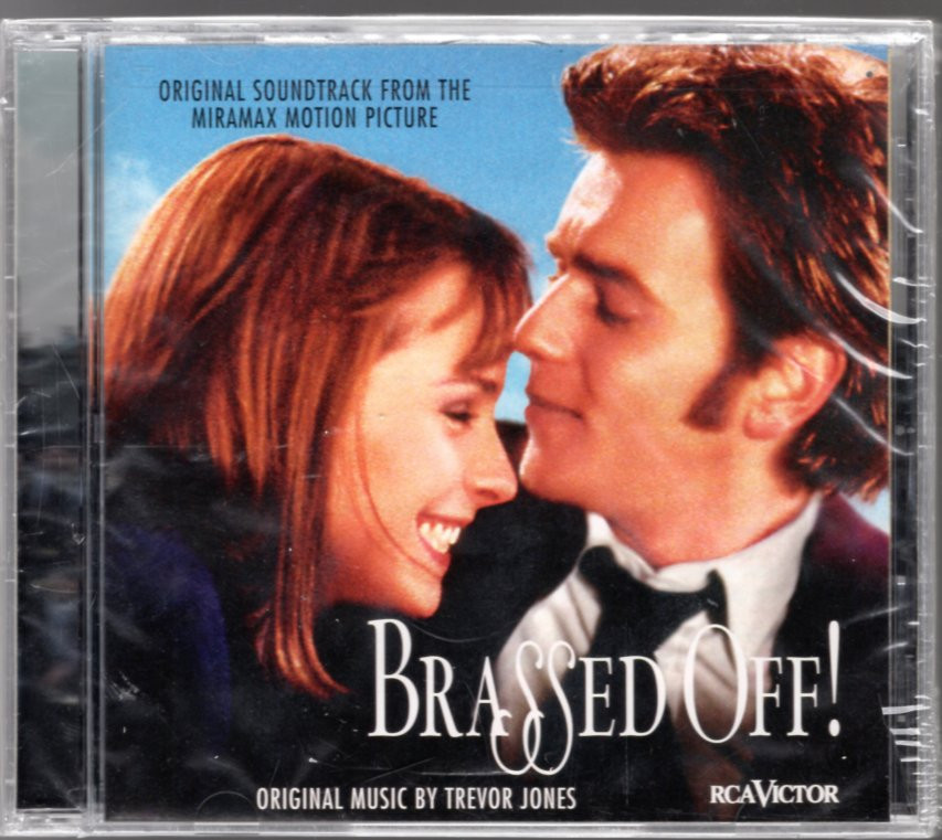 Image 0 of Brassed Off!: Original Soundtrack From The Miramax Motion Picture