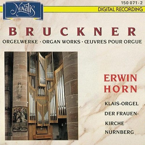 Image 0 of Bruckner: Organ Works