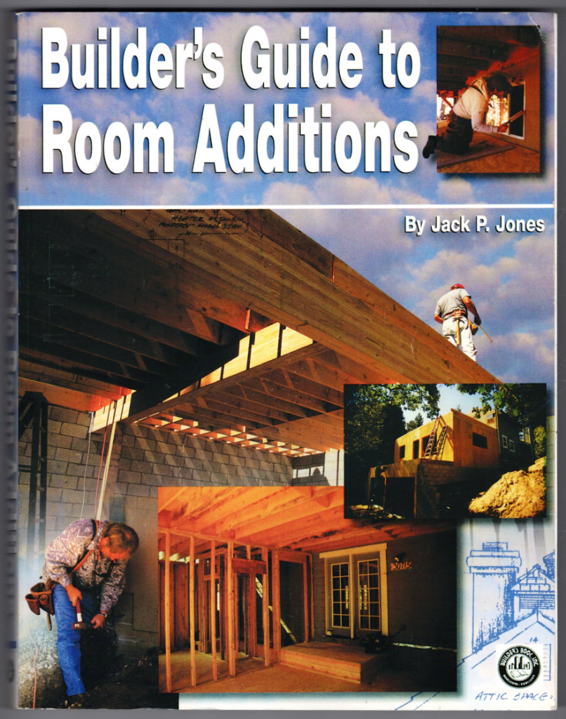 Image 0 of Builder's Guide to Room Additions