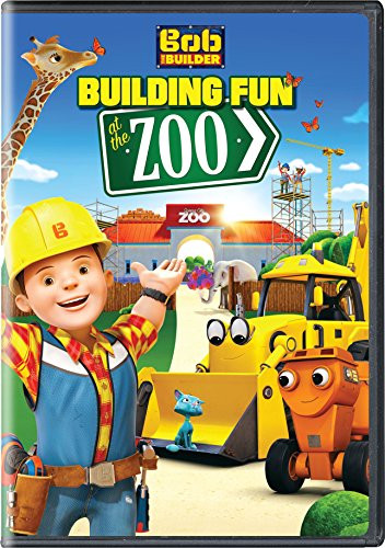 Image 0 of Bob the Builder: Building Fun at the Zoo