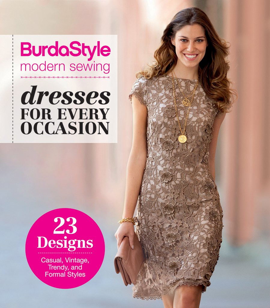 Image 0 of BurdaStyle Modern Sewing - Dresses For Every Occasion