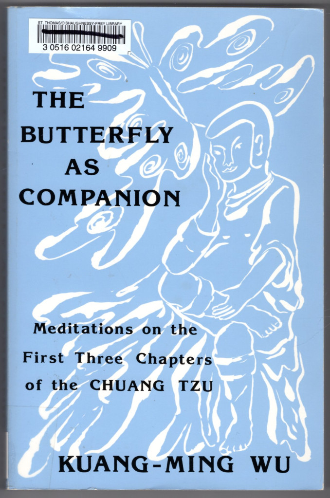 Image 0 of The Butterfly as Companion: Meditations on the First Three Chapters of the Chuan