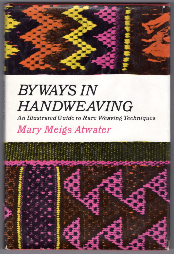 Image 0 of Byways in Hand-Weaving