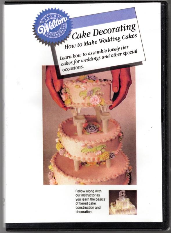 Image 0 of Wilton How to Make Wedding Cakes