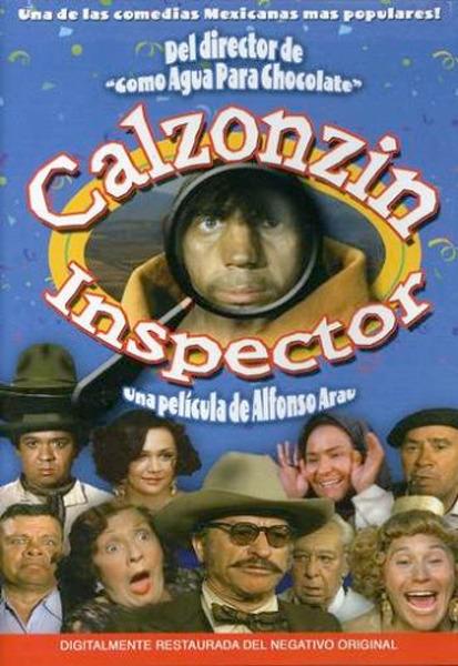 Image 0 of Calzonzin Inspector