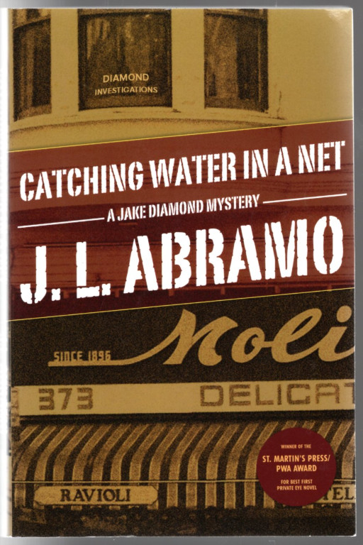 Image 0 of Catching Water in a Net (Jake Diamond Mystery) (Volume 1)