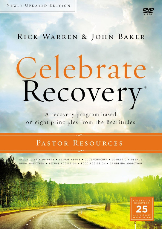 Image 0 of Celebrate Recovery Updated Pastor Resources DVD: How to Start a Christ-Centered