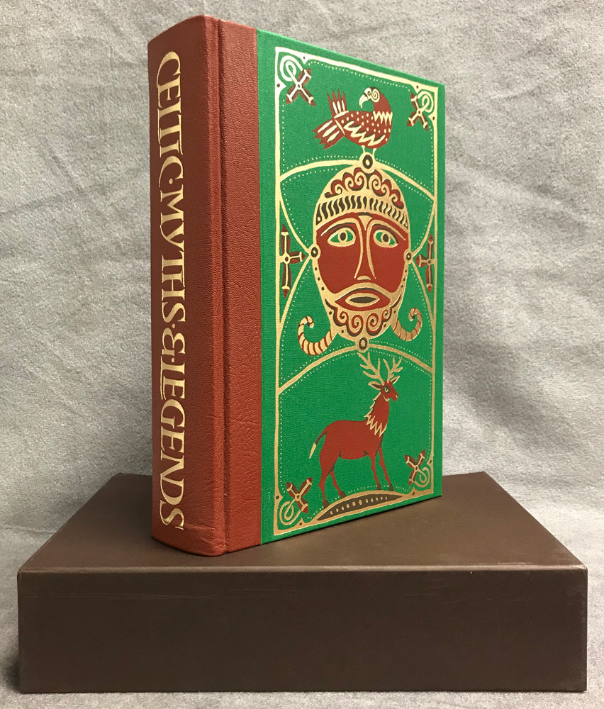 Image 0 of Celtic Myths and Legends - The Folio Society