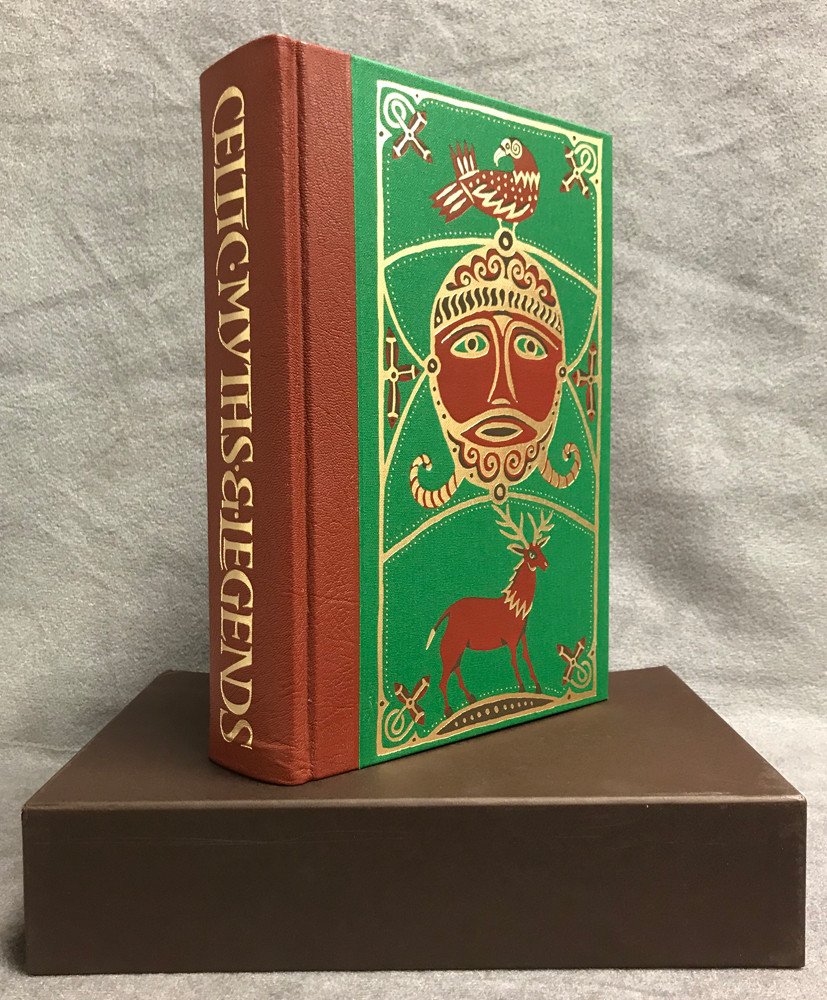 Image 6 of Celtic Myths and Legends - The Folio Society
