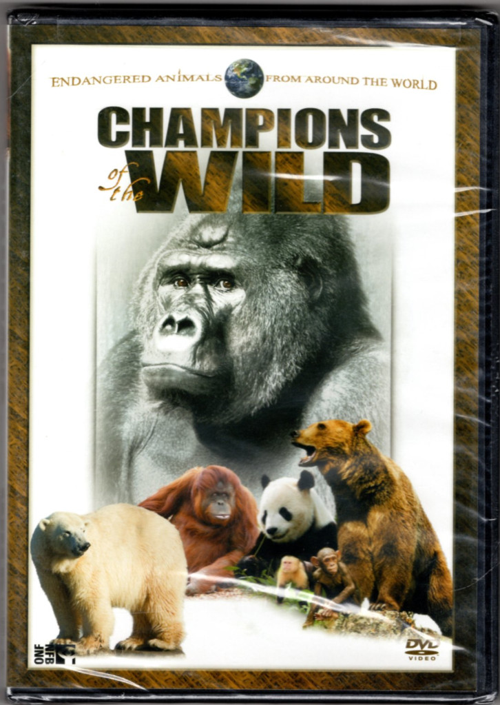 Image 0 of Champions of the Wild: Endangered Animals From Around the World