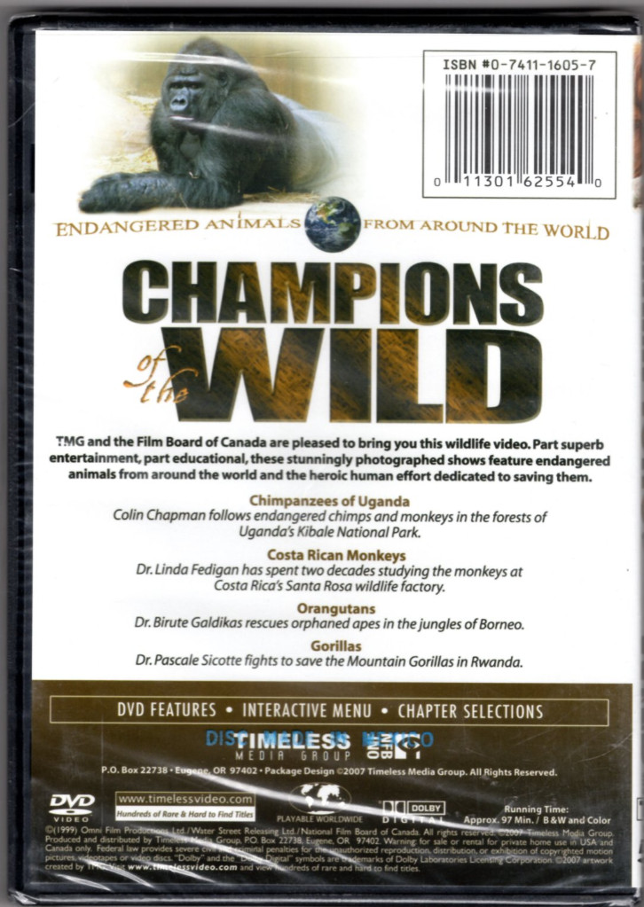 Image 1 of Champions of the Wild: Endangered Animals From Around the World