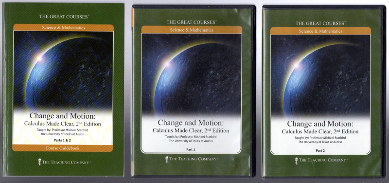 Image 0 of Change and Motion: Calculus Made Clear, 2nd Edition