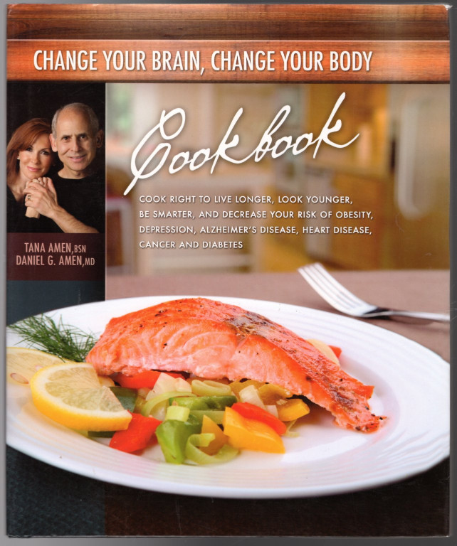 Image 0 of Change Your Brain, Change Your Body Cookbook