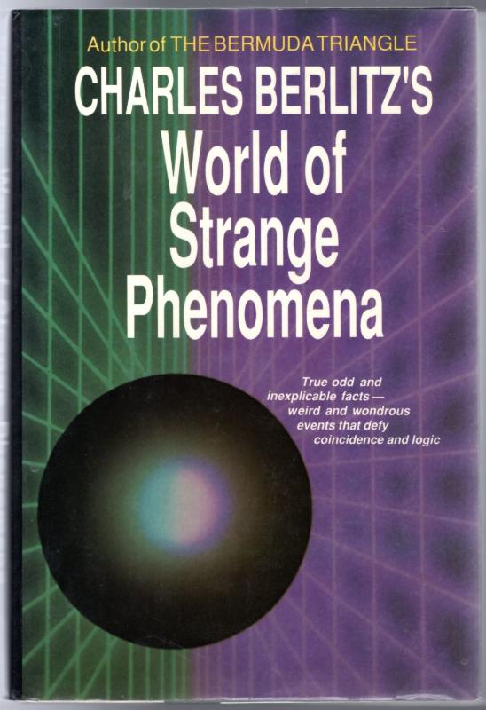 Image 0 of Charles Berlitz's World of Strange Phenomena